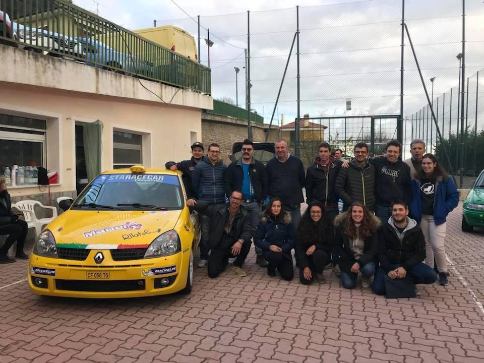 Corso co-piloti rallye XRT Scuderia