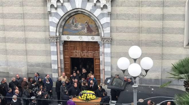 Funerale Pasquale Meloni