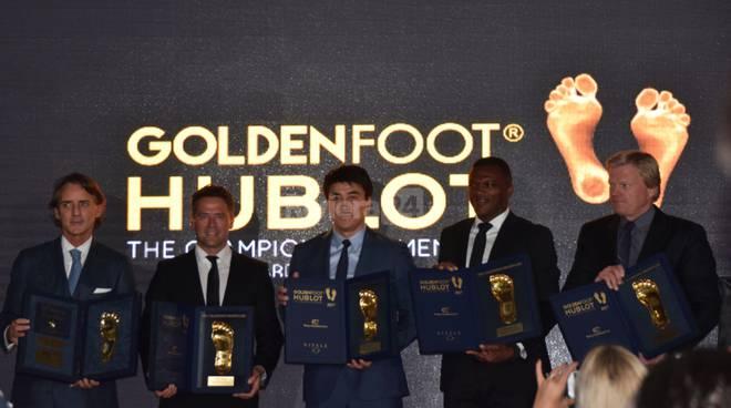 Golden Foot 2017, la cerimonia di premiazione