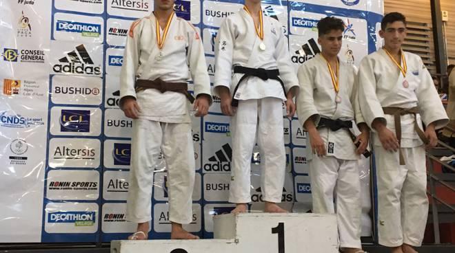 podio judo