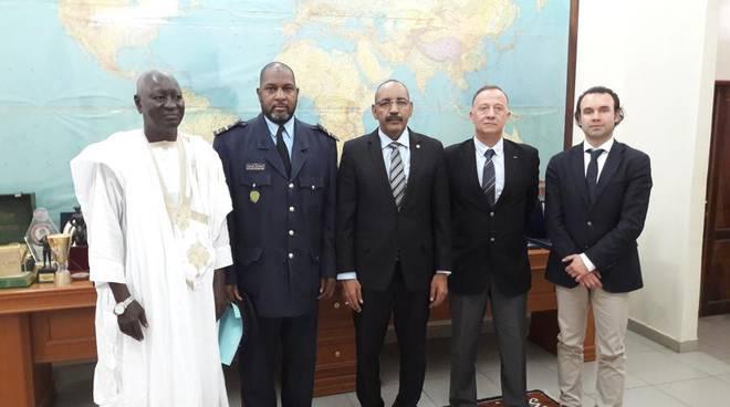 pompieri monaco mauritania
