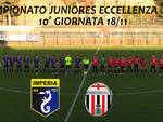 Riviera 24 - Calcio Juniores Imperia vs Arenzano