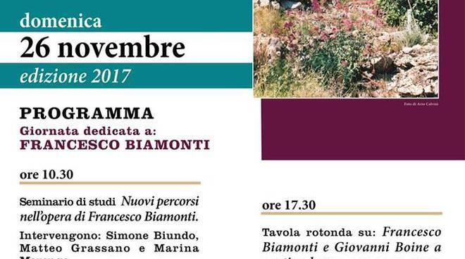 Riviera 24 - Giornata dedicata a Francesco Biamonti