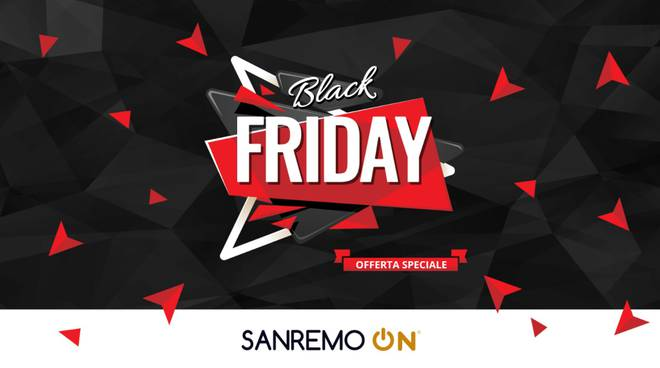 riviera24 - Black Friday di Sanremo ON