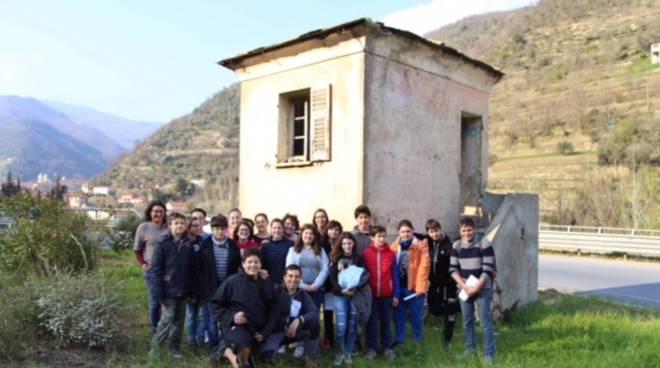 riviera24 -  Casello del Dazio a Pieve di Teco