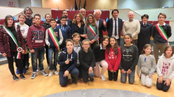 riviera24 - Consigli comunali dei ragazzi della Liguria