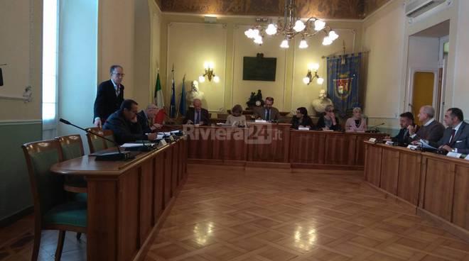 riviera24 - Consiglio provinciale a Imperia su Rivieracqua