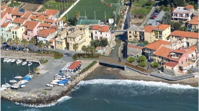 riviera24 -  passeggiata mare di Riva Ligure