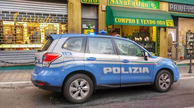 riviera24 - polizia compro oro sanremo