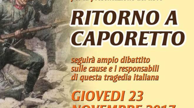 """riviera24 - """"Ritorno a Caporetto"""" di Pier Paolo Cervone"""