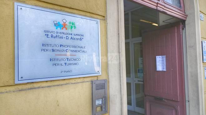 Riviera24-scuole pascoli istituto ruffini