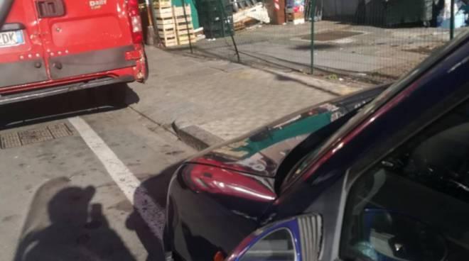 riviera24 - Via Pietro Agosti a Sanremo