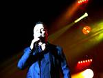 Sanremo, concerto Gigi D'Alessio all'Ariston
