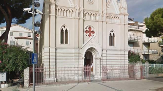 chiesa stella maris imperia
