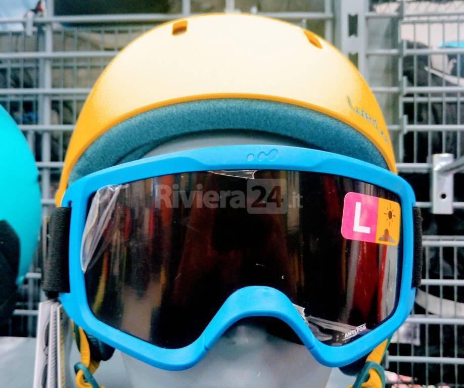Decathlon Molo 8.44, stagione sciistica 2018