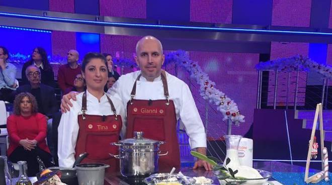 """Giovanni Nicosa a """"La prova del cuoco"""""""