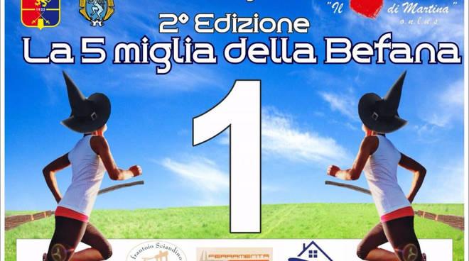 riviera24 - 5 Miglia della Befana
