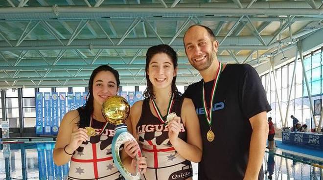 riviera24 -Anna Amoretti e Sofien Mirabella