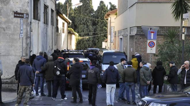 riviera24 - funerali Christian Dal Monte