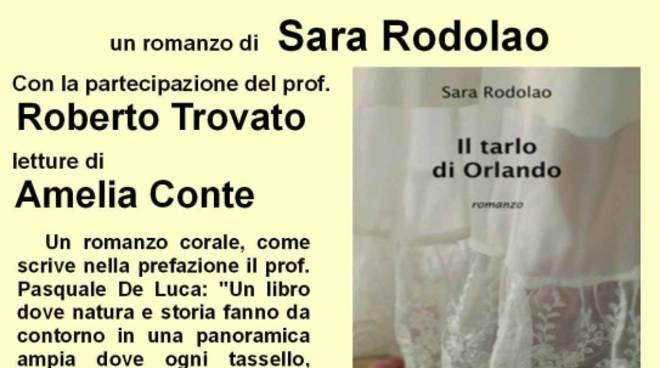 riviera24 -  'Il Tarlo di Orlando' di Sara Rodolao