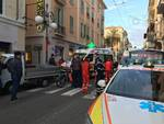 riviera24 - Incidente a Bordighera