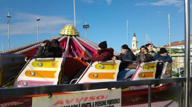 riviera24 - Luna park Imperia