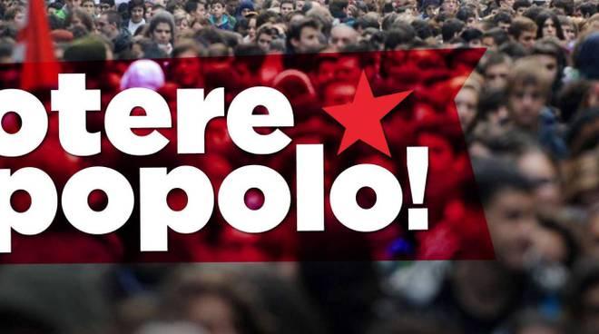 riviera24-potere al popolo