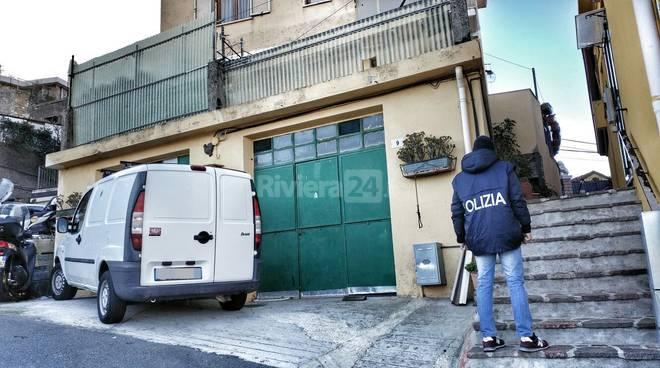 riviera24 - Sanremo,  villa sequestrata  famiglia Rinaldi