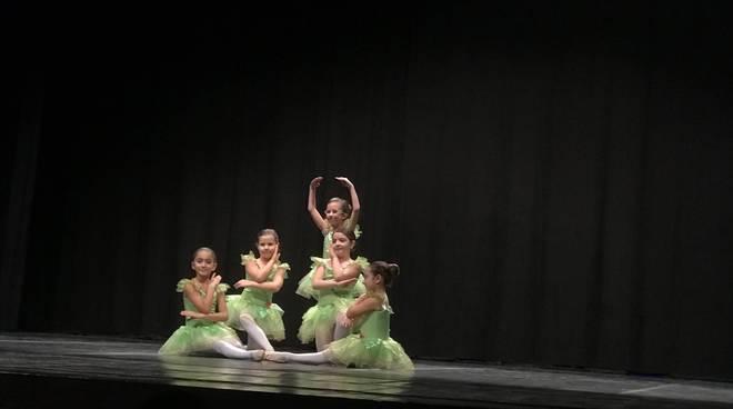 riviera24 - Scuola di danza Borgo Antico di Enza Chiappalone