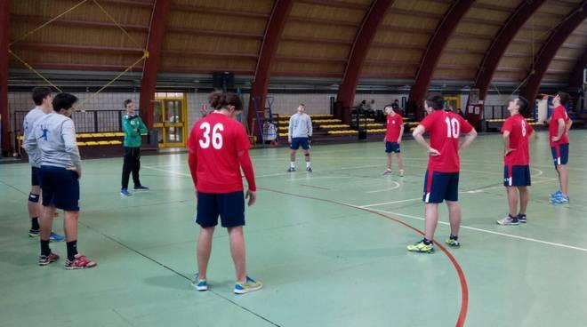 riviera24 - Under 19 maschile Team Schiavetti Pallamano Imperia