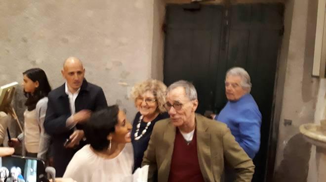 Roberto Vecchioni a Cervo