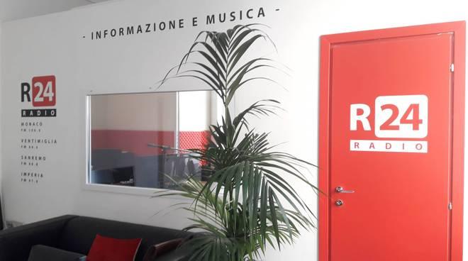 Sanremo, alla scoperta di R24Radio