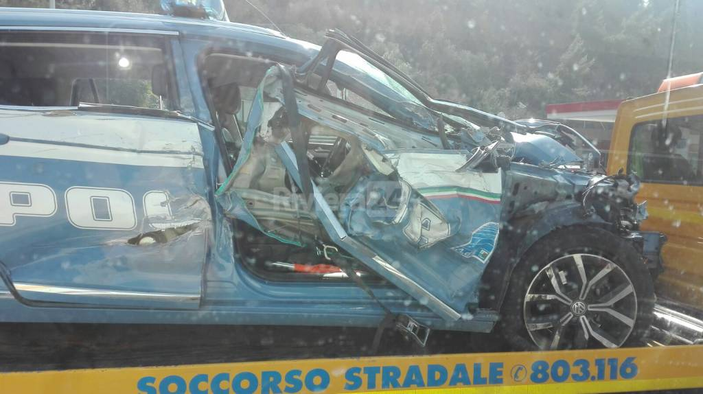 incidente polstrada
