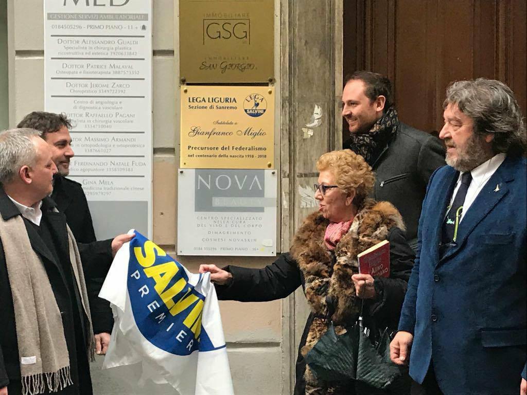 Lega Nord - sezione di Sanremo