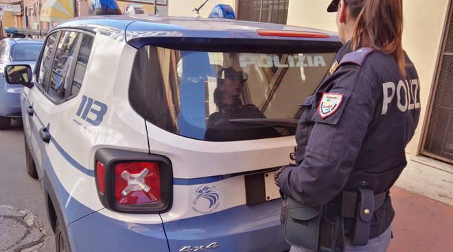 polizia ventimiglia