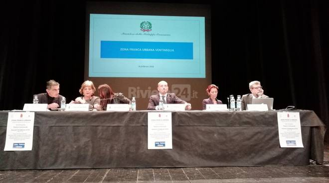 Presentazione ZFU Ventimiglia
