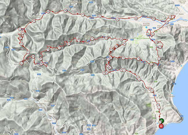 riviera24 - 3° Gran Fondo di Andora