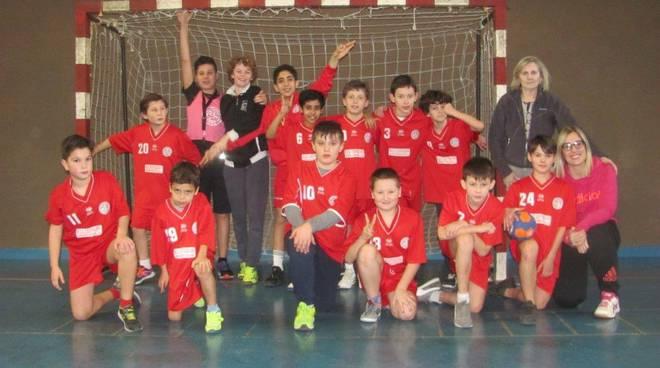 riviera24 - ABC Bordighera Handball under11-13