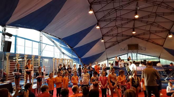 Riviera24- asd ginnastica riviera