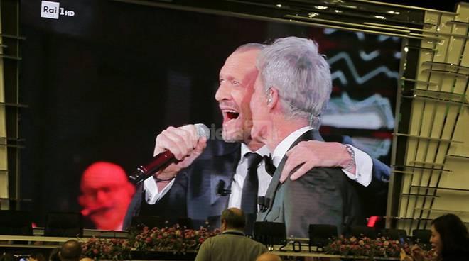 riviera24 - Biagio Antonacci e Claudio Baglioni
