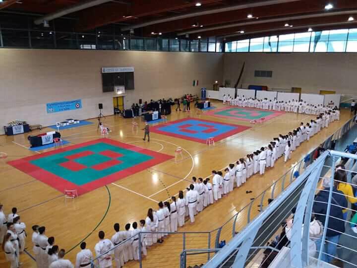 riviera24 - Campionato Regionale di karate FESIK