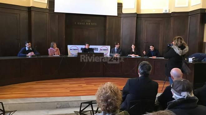 riviera24 - Candidati M5S a Imperia