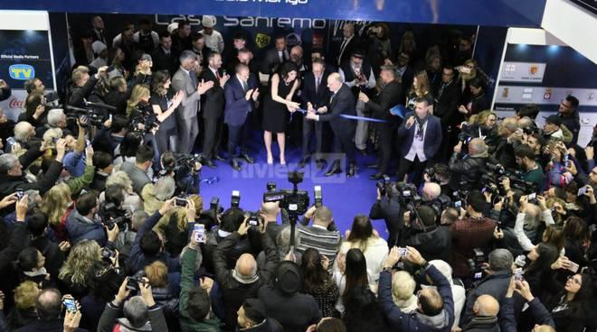 Riviera24-Casa Sanremo Vitality's, l'inaugurazione con Elisa Isoardi