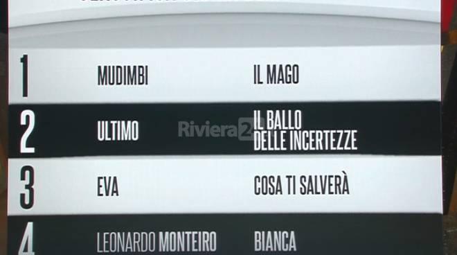 riviera24 - Classifica Nuove Proposte primi 4