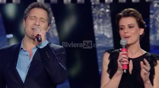 riviera24 - Claudia Pandolfi e Claudio Santamaria