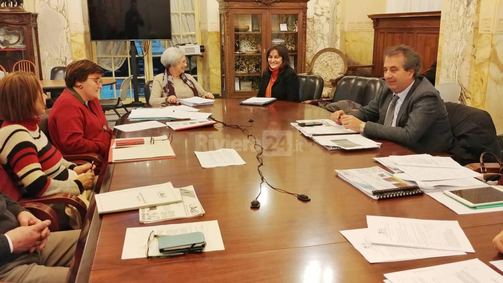 Nuovo Ufficio Giudice Di Pace : Sanremo conferenza dei sindaci dellasl1: negli uffici del giudice