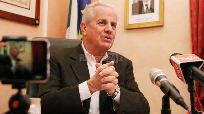 Riviera24-Dal suo studio candidatura a sindaco di Imperia di Claudio Scajola