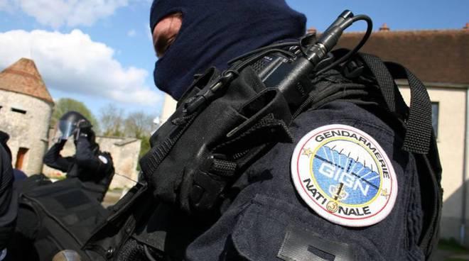 riviera24 - GIGN della Gendarmerie Nationale
