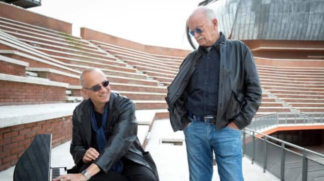 riviera24 - Gino Paoli e Danilo Rea