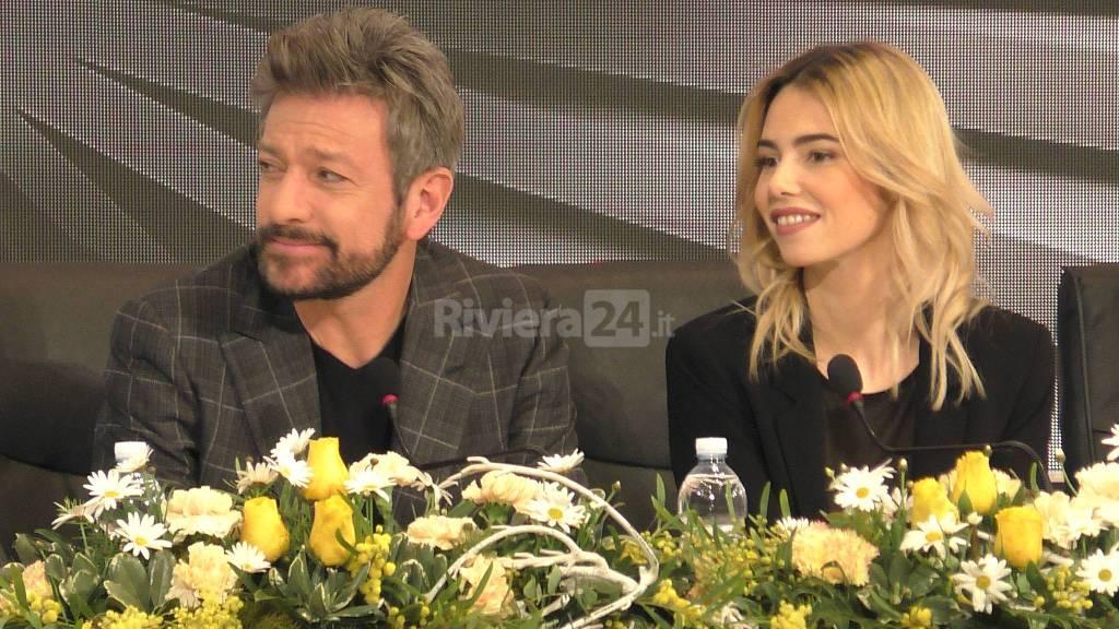 Riviera24-I protagonisti della seconda conferenza stampa Rai